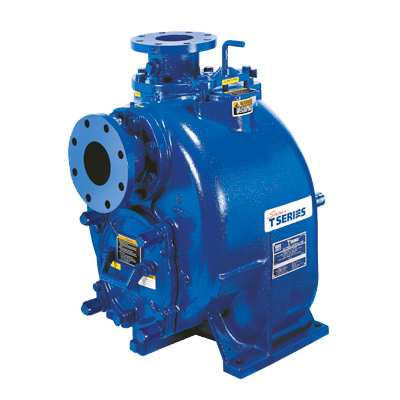 Super T Series Self-Priming Centrifugal Pumps